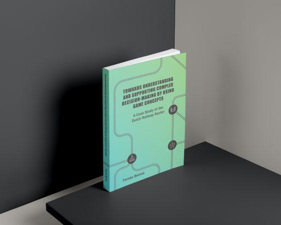 Book cover TU Delft